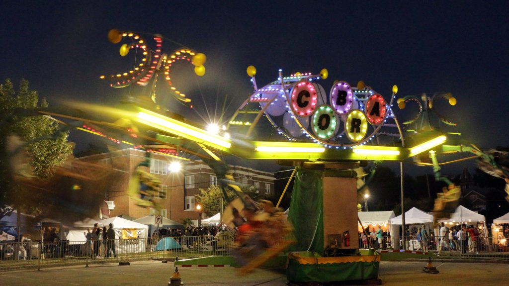 Liberty Fall Festival in Liberty, Missouri